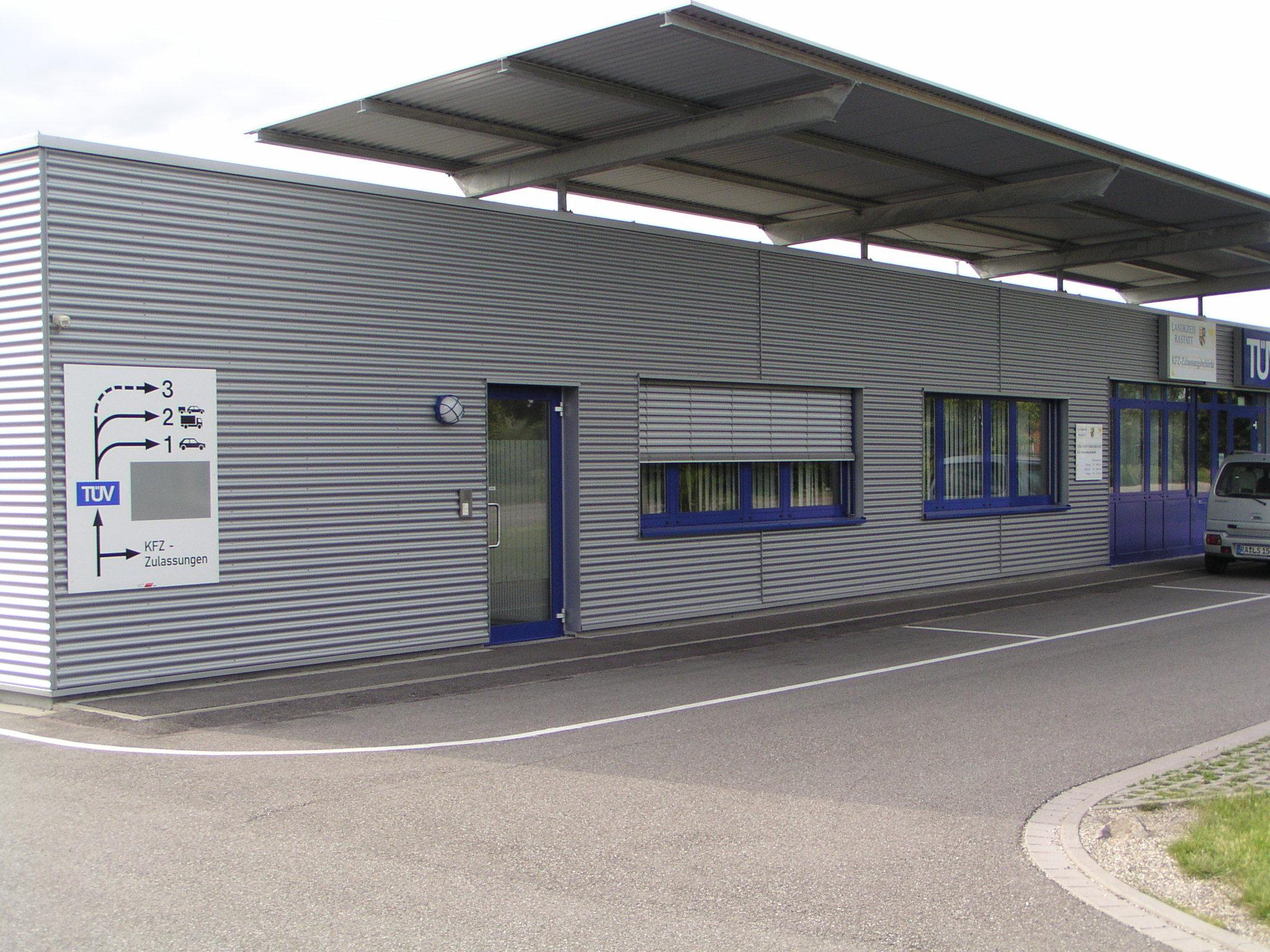 Landratsamt Rastatt Kraftfahrzeug Zulassungsstelle Rastatt
